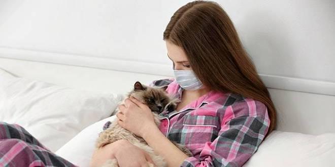 mulher alergia pet gato cat allergies